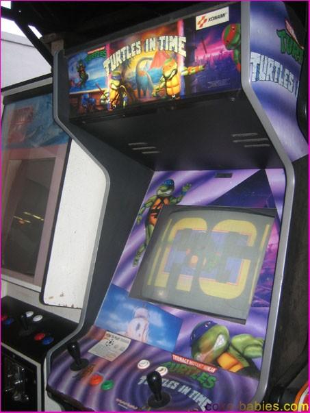 The Manitou Springs arcade!