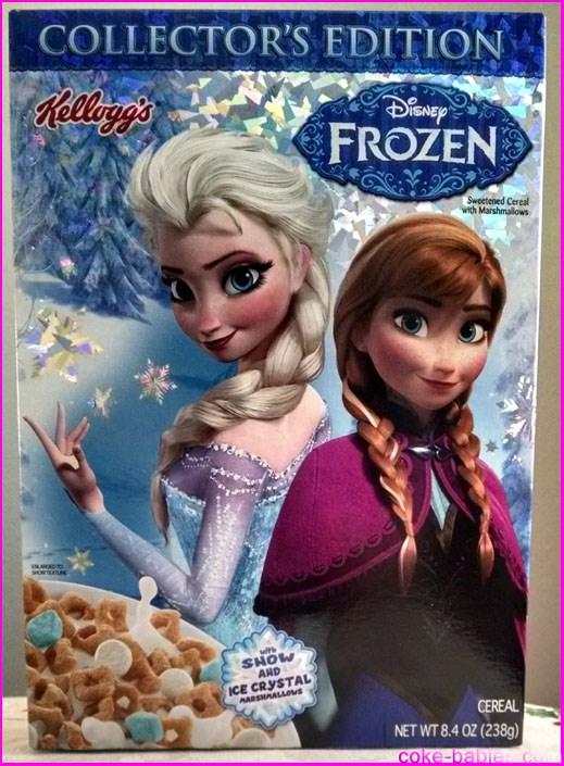 disneys frozen cereal and froot loops bloopers