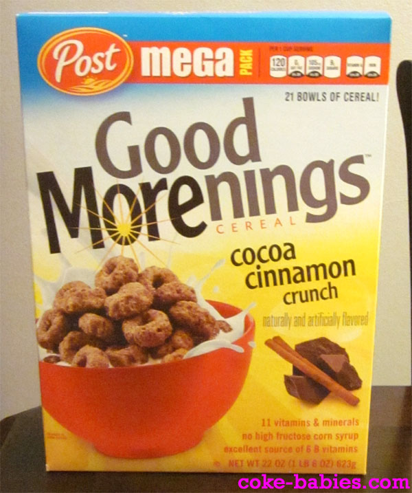 Cereal Roundup